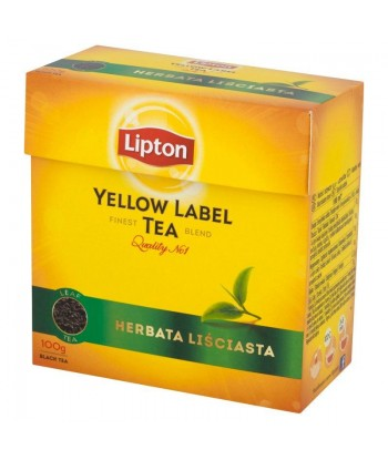 Lipton Yellow Label herbata...